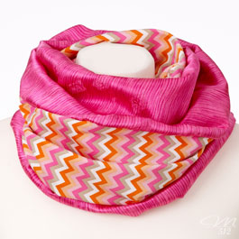 Loop Chevron Pink