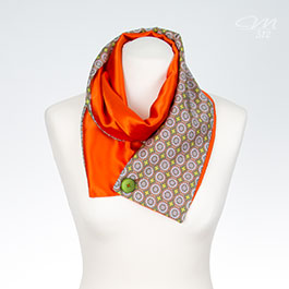 DRAPÉ® Mini Orange-Green