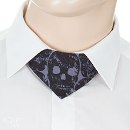 No-Tie® Shadow Skull